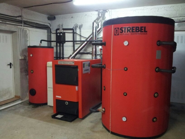 STREBEL Turbotec 30 LC-EASY Product Bundle (2000 l)